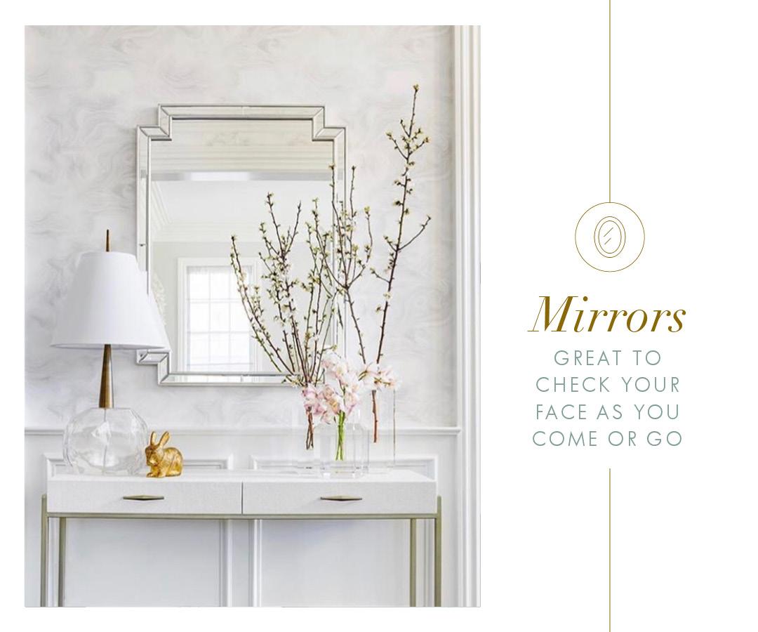 Shop Entryway Mirrors