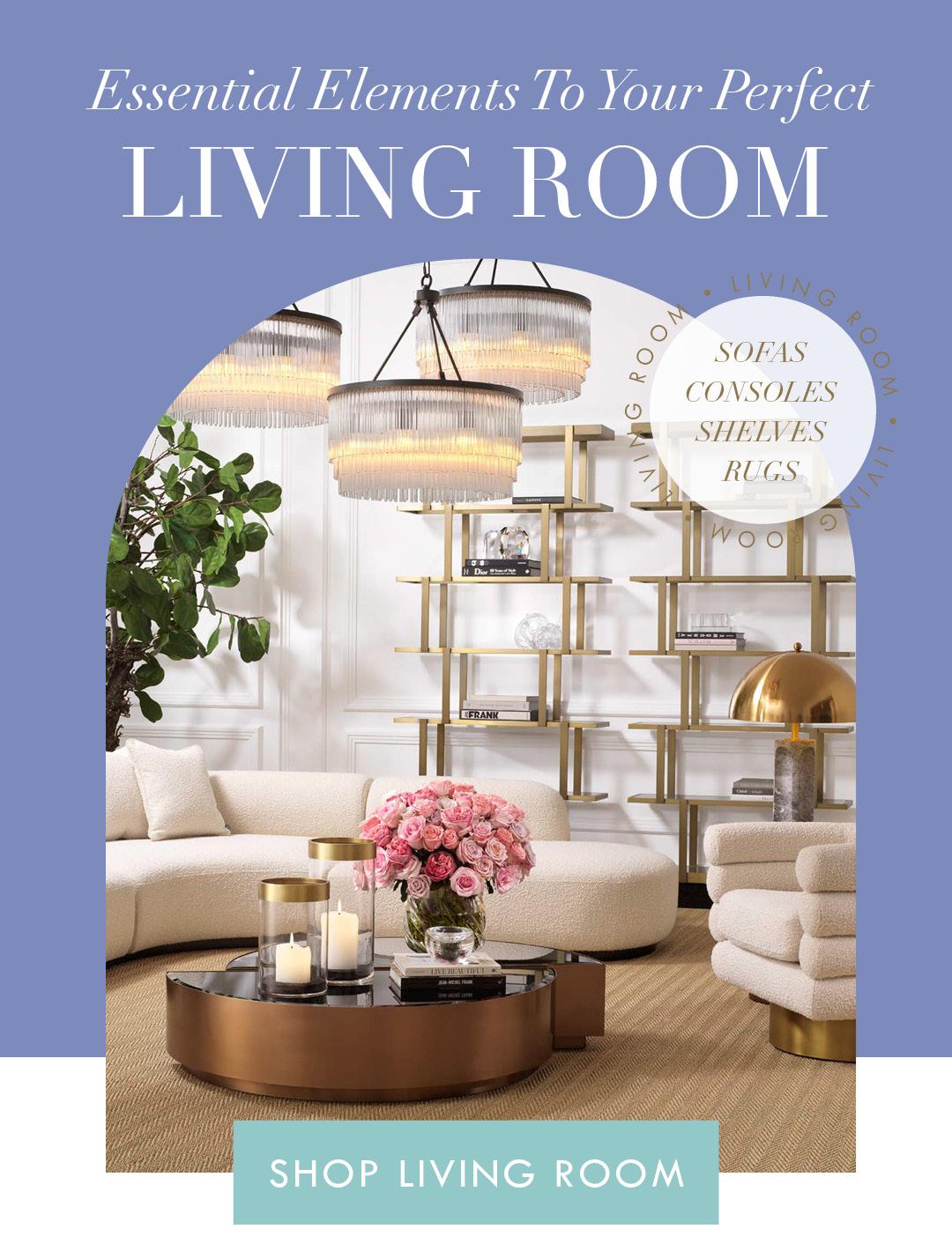 Shop Living Room Essentials!