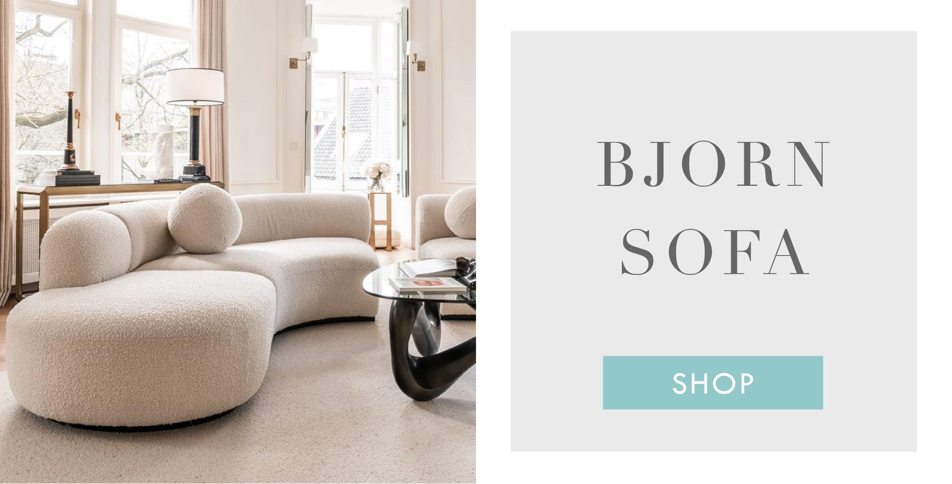 Shop The Bjorn Sofa
