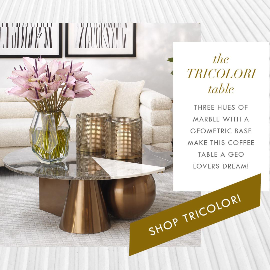 Shop the Tricolori coffee table