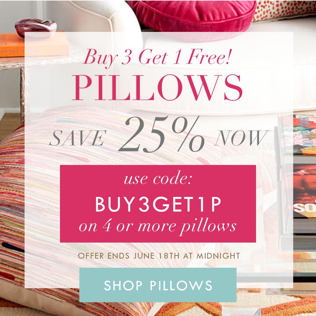Shop Indoor & Outdoor Pillows