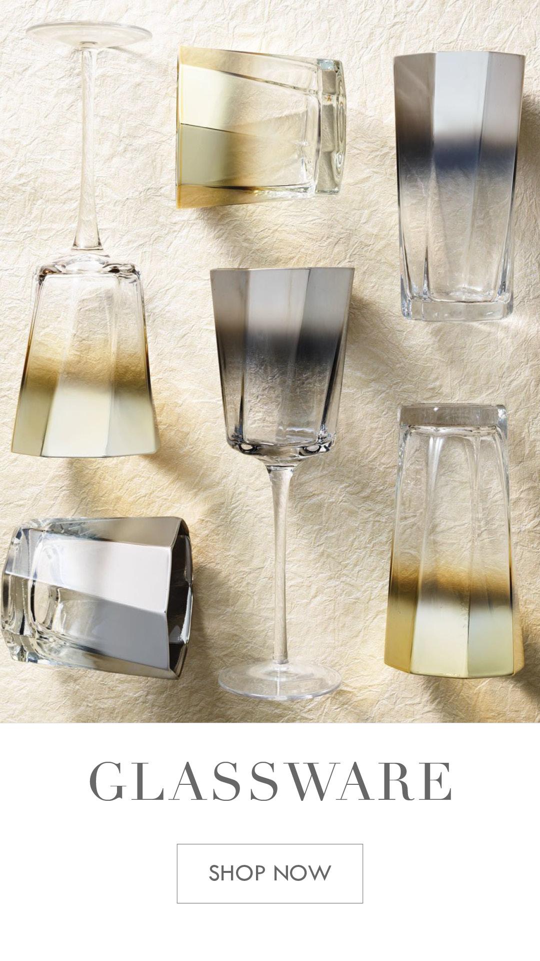 Kim Seybert Glassware