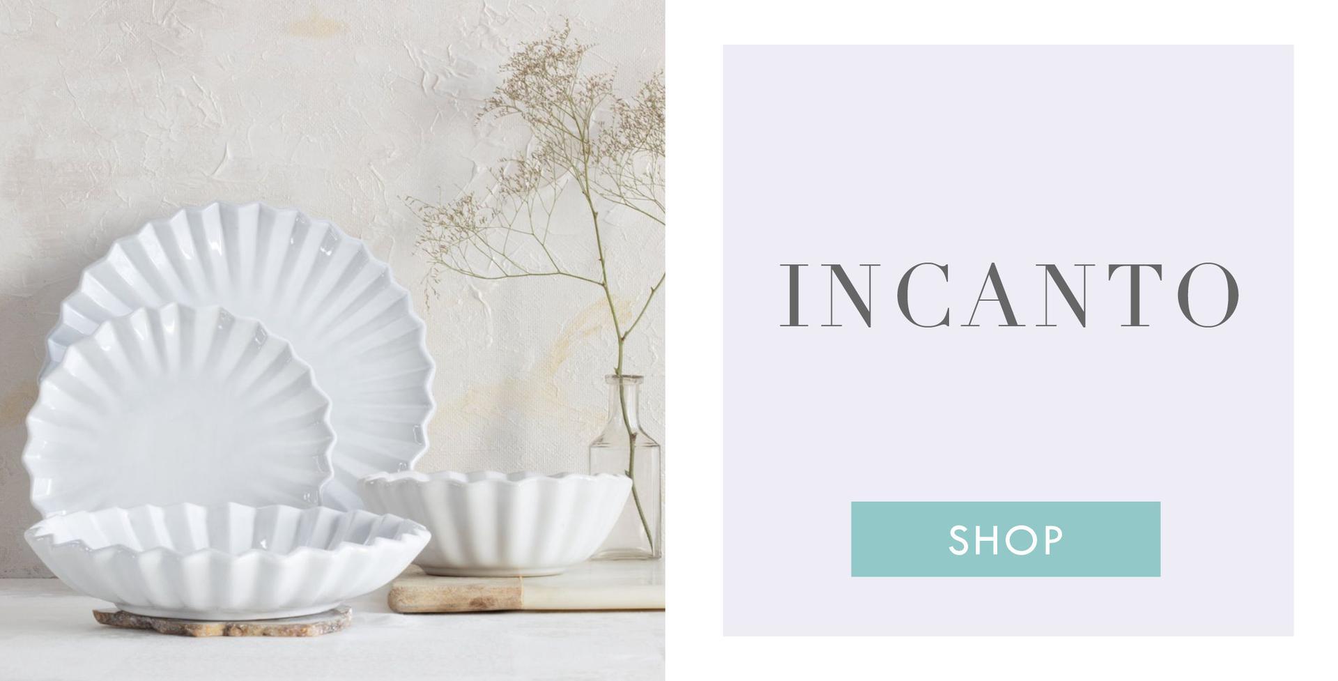 Shop the Incanto Collection