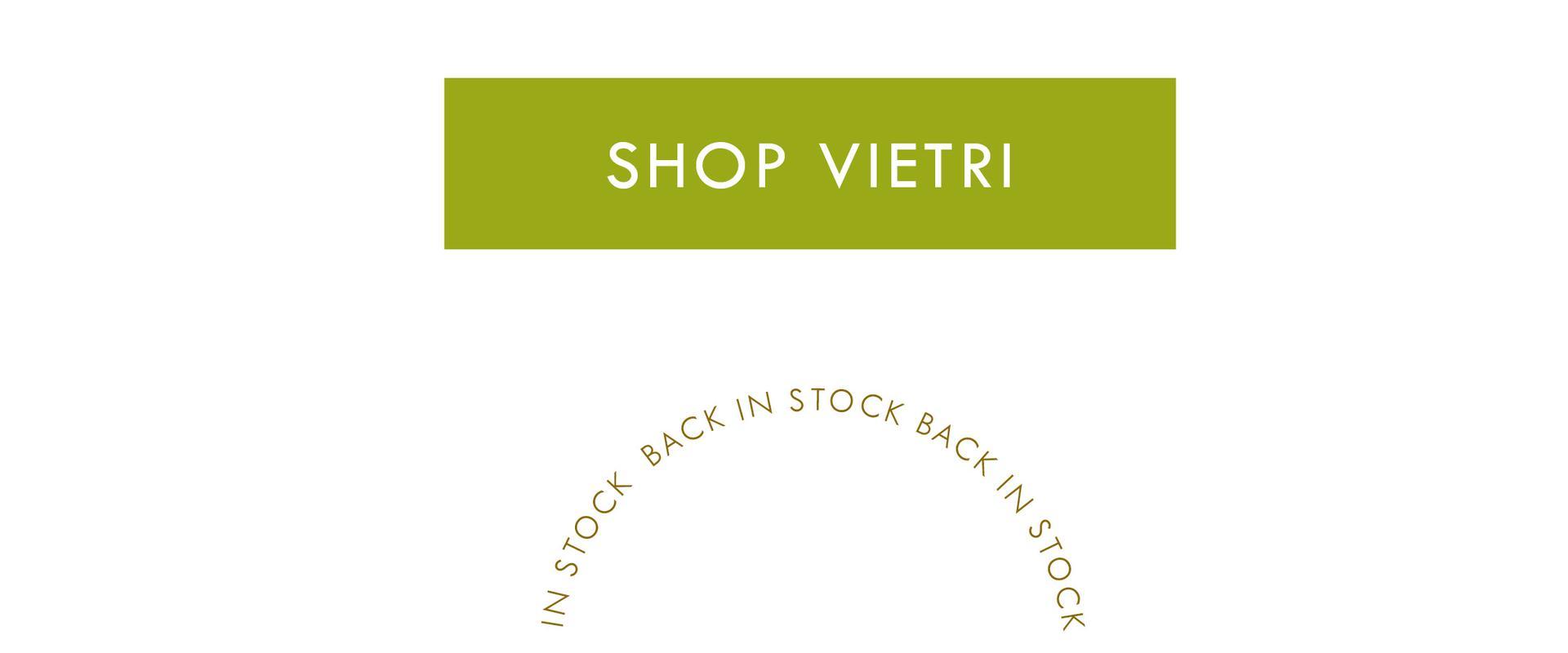 Shop All Vietri!