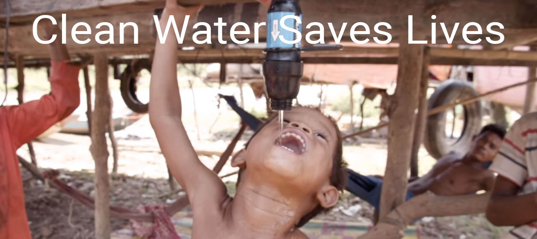 Clean Water Saves Lives: Make a Difference