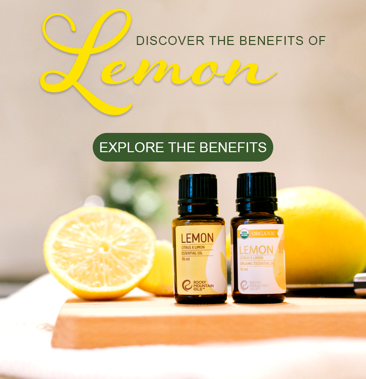 Discover the Benefits of Lemon Essential Oil