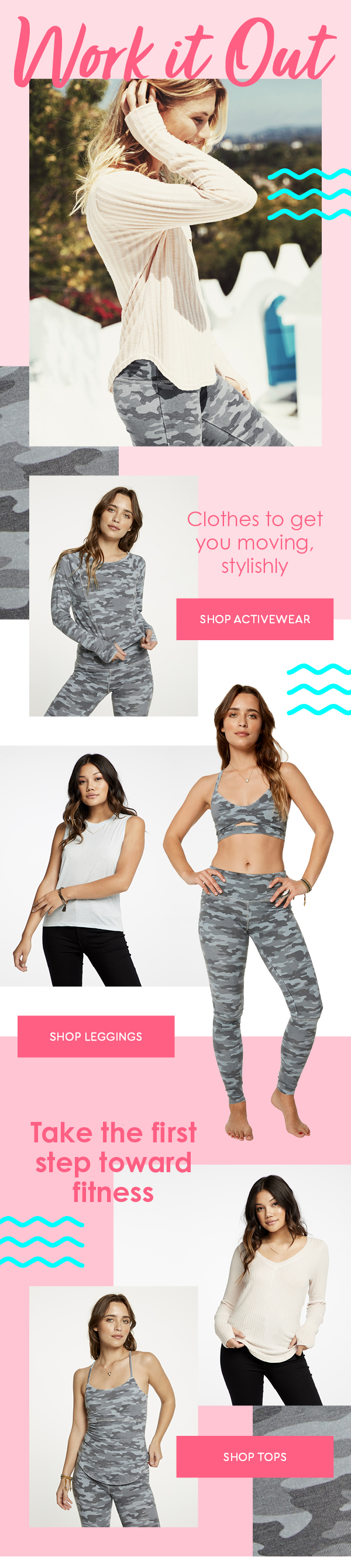 Your favorite new clothes might just be gym clothes. Seriously.