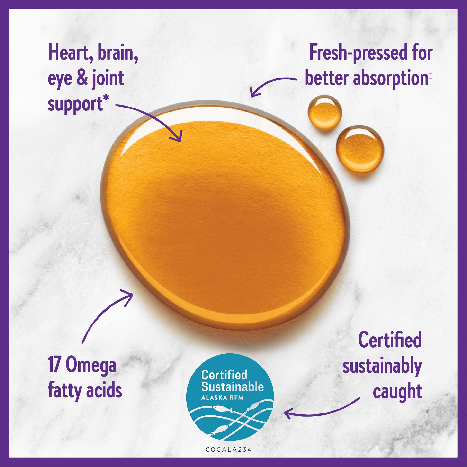 When to tak fish oil supplements