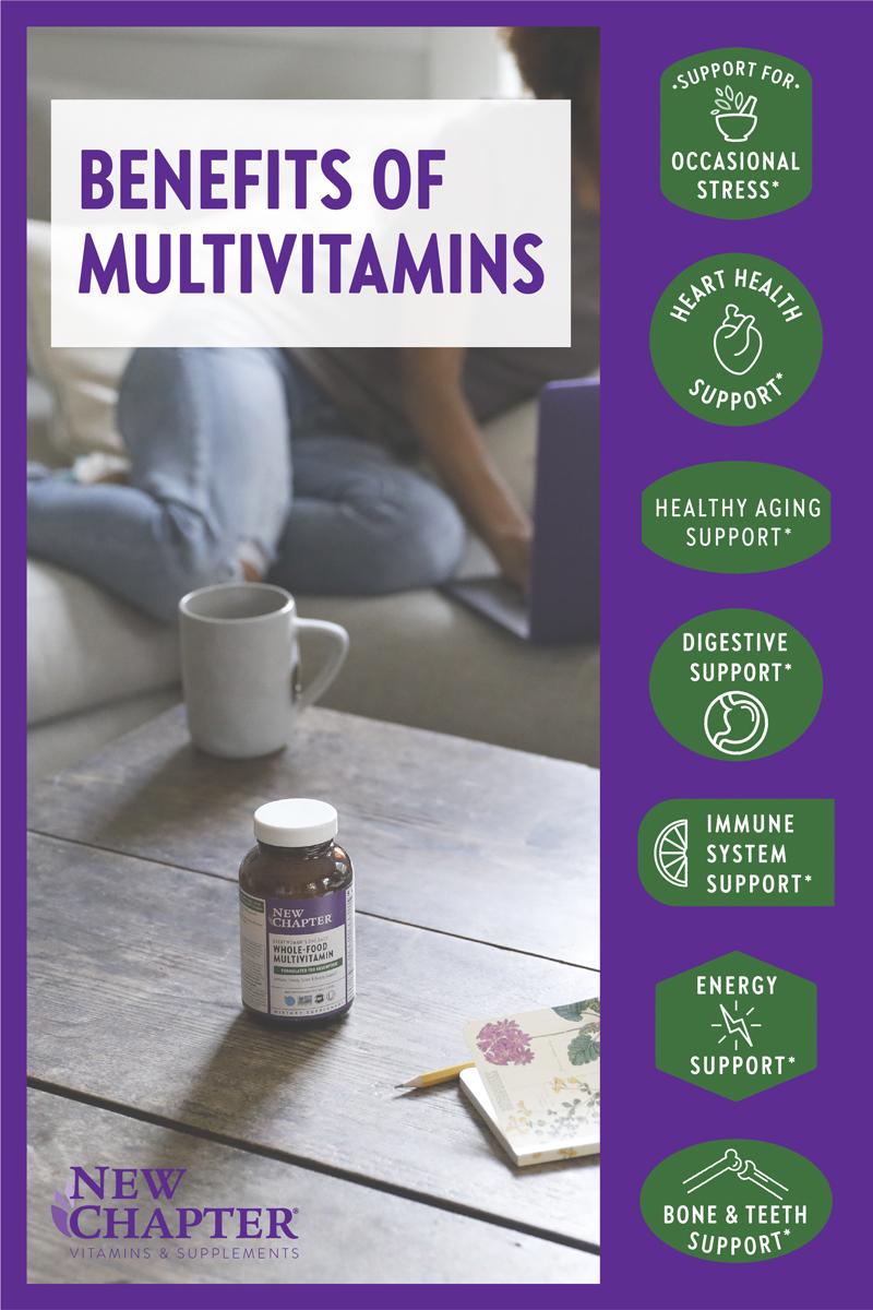 Benefits of Multivitamins