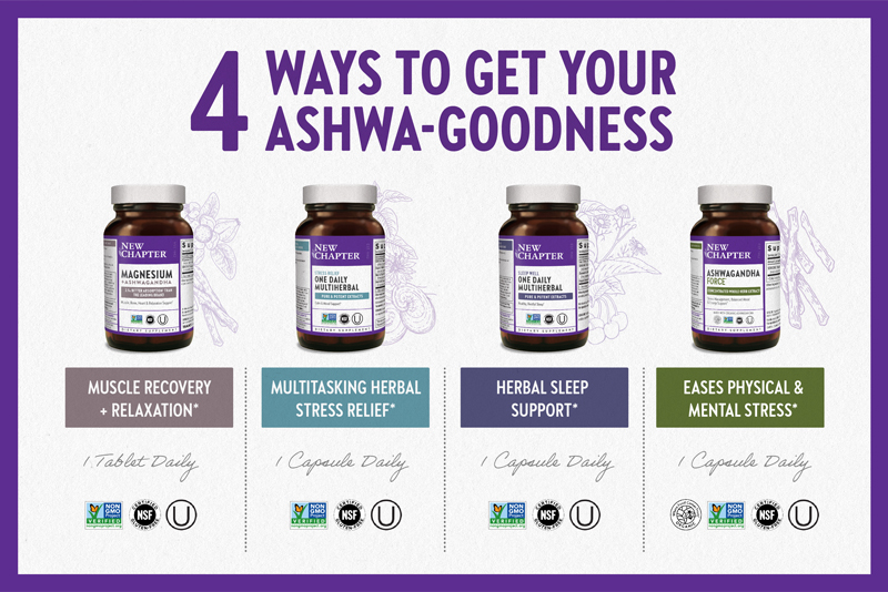 4 WAYS TO GET YOUR ASHWA-GOODNESS